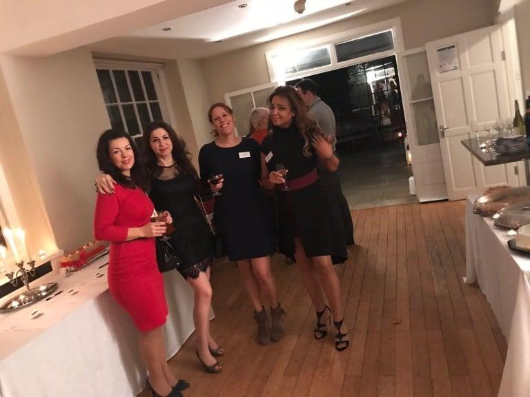 Lumos Education Drinks Reception
