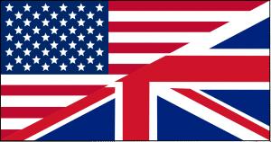 America to England