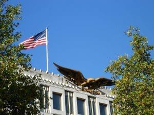 American Embassy, London