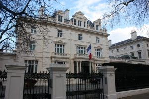 French Embassy, London