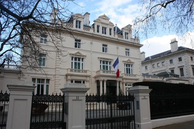 French Embassy, London