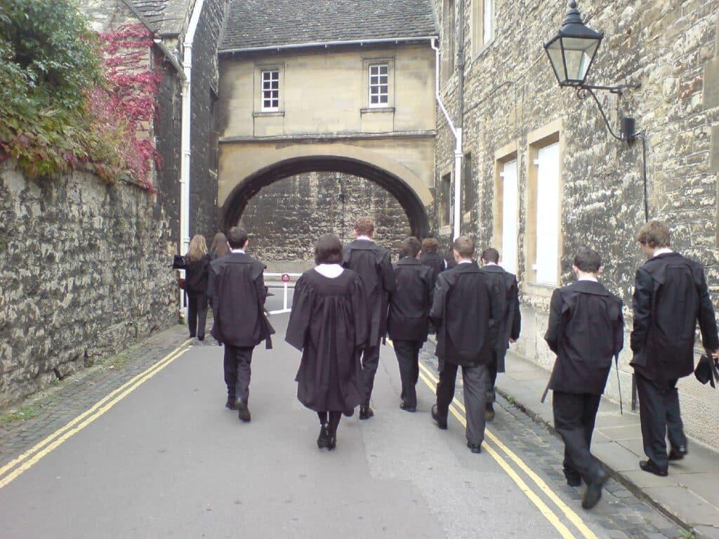 Cambridge entrance